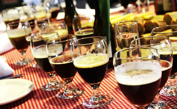 James Halliday Article: The Year In Beer 2012