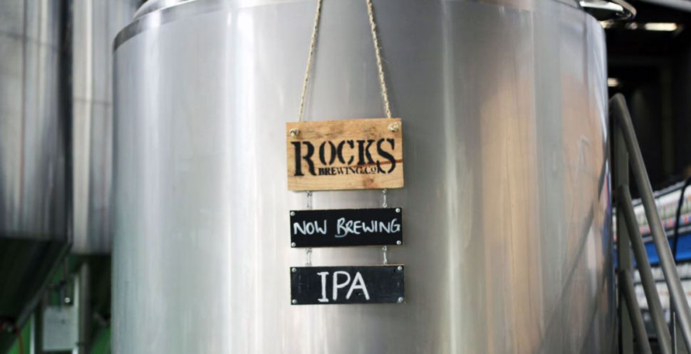 Rocks Brewing Is Hiring A Warehouse Manager
