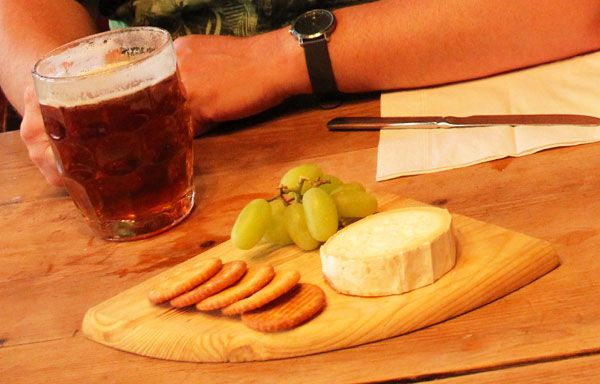 Beer & Food: Cheese