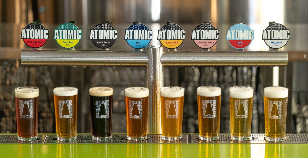 Atomic Beer Project Opens In Redfern