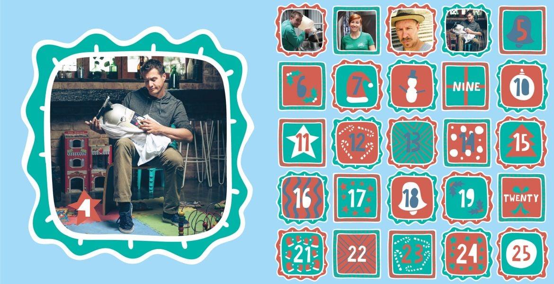 Crafty's Advent Calendar: Joel Beresford