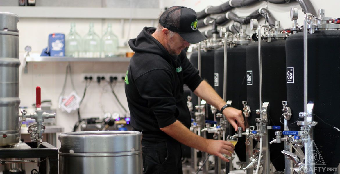 A Day In The Life Of: A Technical Brewer