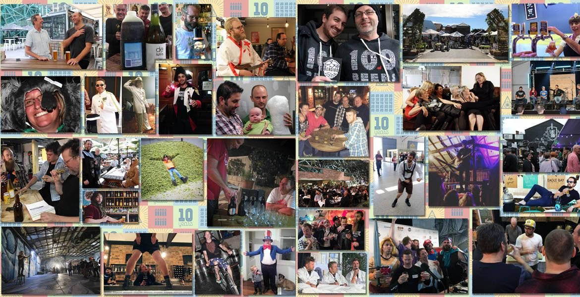 Ten Years Of Crafty: In Pictures