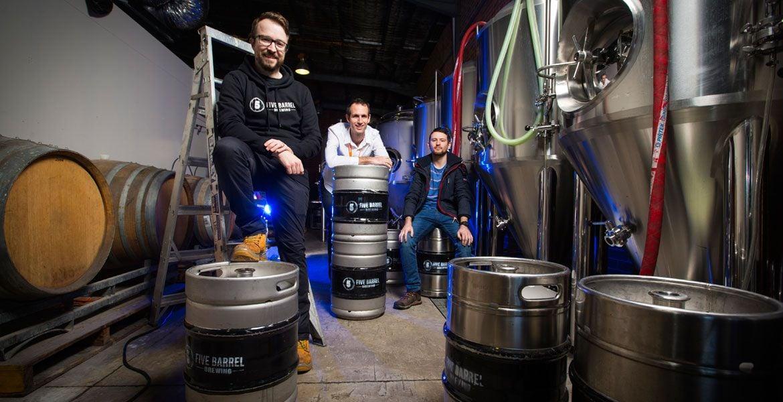 The Collaborators: Binary Beer
