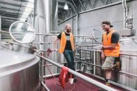 Stone & Wood's Brewery Production Intake Is Open