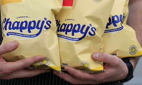 Chappy's Crafty Chippies