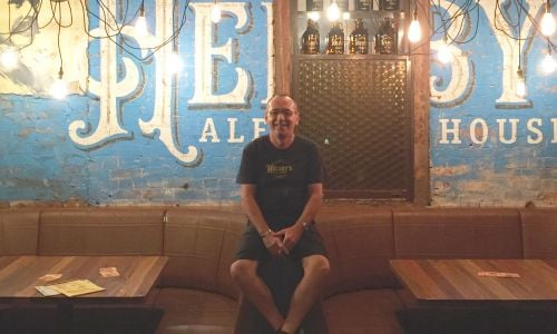 Craft Beer Heroes: Les Riddell