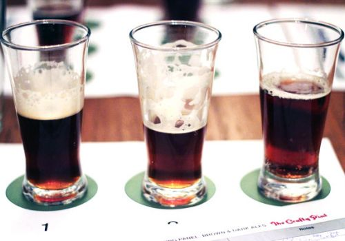 Getting Blind With Crafty: Brown Ales