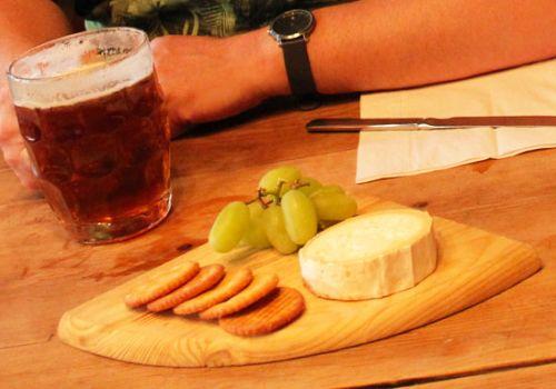 Beer & Food: Cheese