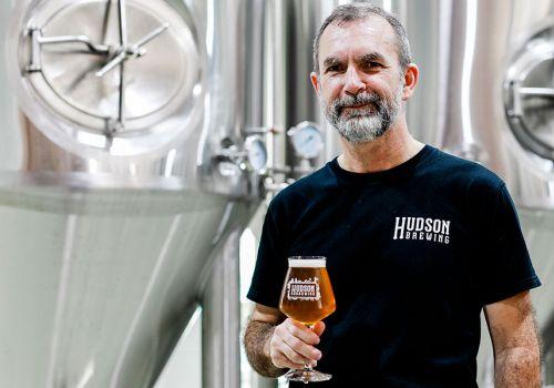 Who Brews Hudson Brewing Beers?