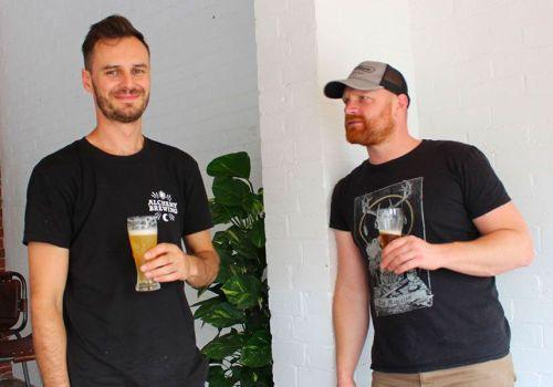 Who Brews Alchemy Beers?