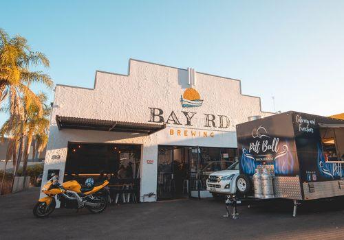Who Brews Bay Rd Beers?