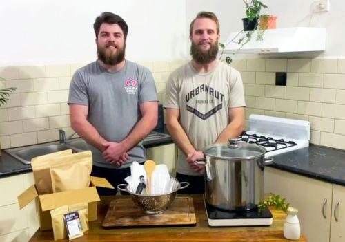 BrewBox: Making Homebrewing Simpler