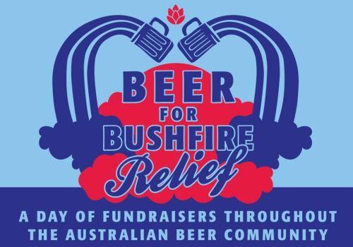 Beer For Bushfire Relief