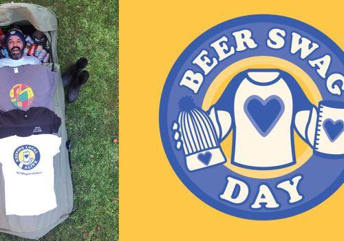 Three Sleeps Til Beer Swag Day