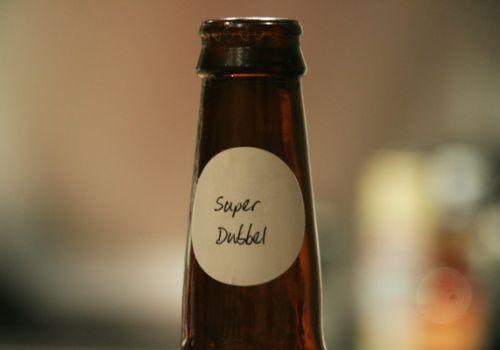 Newton's Third Beer Law