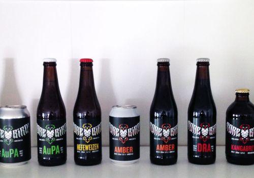 Who Brews Rare Bird Beers?