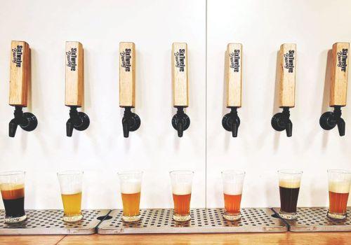 Who Brews SixTwelve Beers?