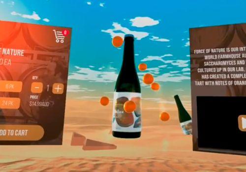 Step Inside The Virtual Bottleshop