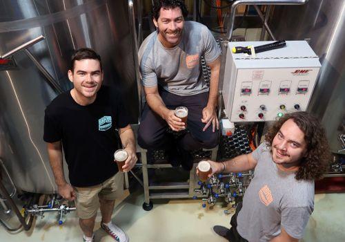 Who Brews Bravo Beers?