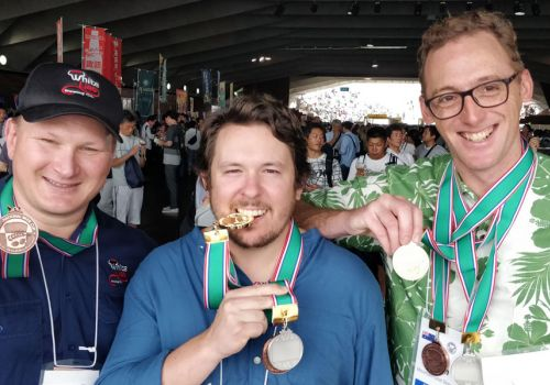 Golden Glory For Aussie Brewers In Japan