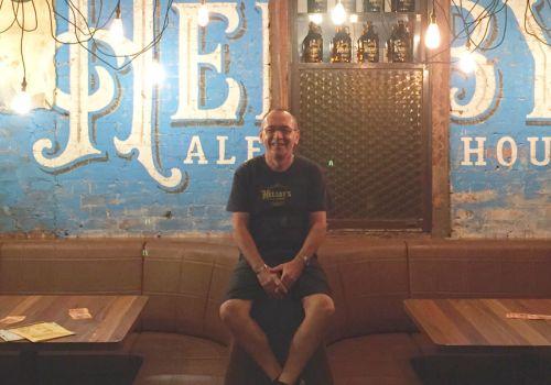 Craft Beer Heroes: Les Riddell