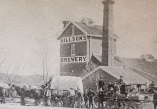 Billson's Brews From The Archives