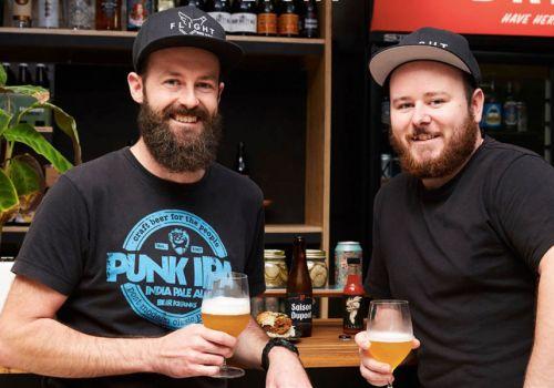Beer 'n' Spice & All Things Nice