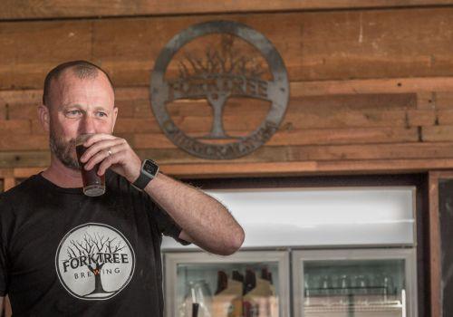 Who Brews Forktree Beers?