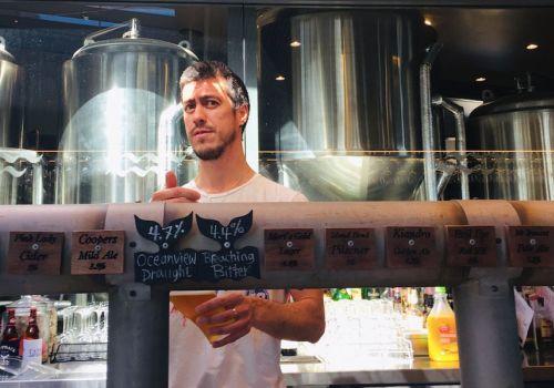 Who Brews Humpback Beers?
