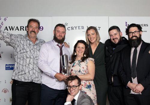 Liberty Triumph At NZ Beer Awards