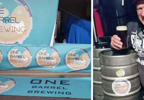 Who Brews One Barrel Beers?