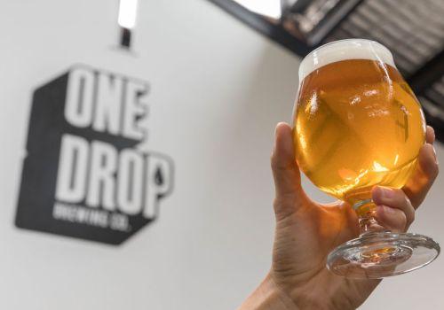 Who Brews One Drop Beers?