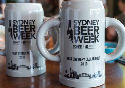 Sydney Beer Week 2019 Cancelled