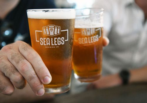 Who Brews With Sea Legs?