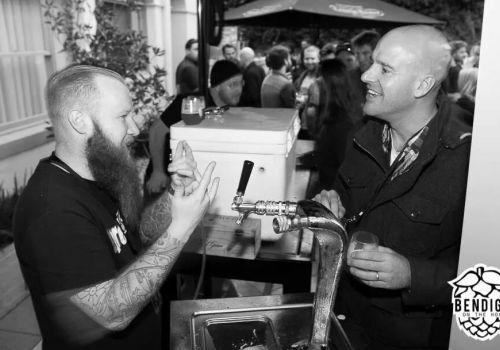 Beer Nuts: Beardface
