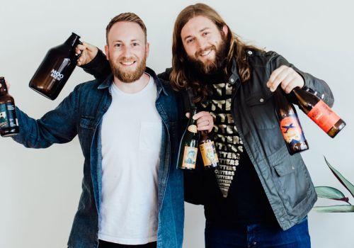 Beer Nuts: The Beer Drinkers