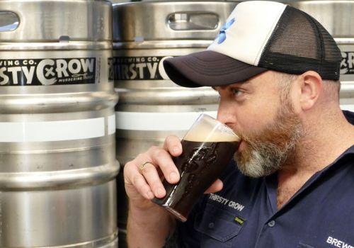 Brew & A: Thirsty Crow