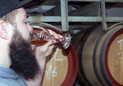Brew & A: Mornington's Barrel Man