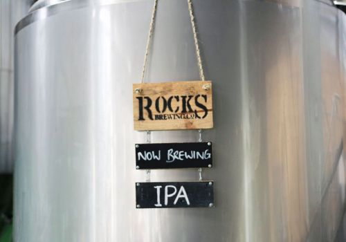Rocks Puts Its Brewery Up For Sale