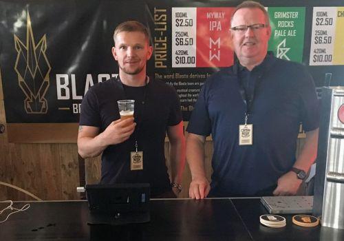 Who Brews Blasta Beers?