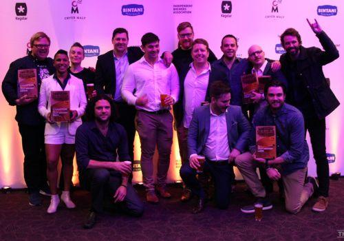 Craft Beer Awards Winners 2017