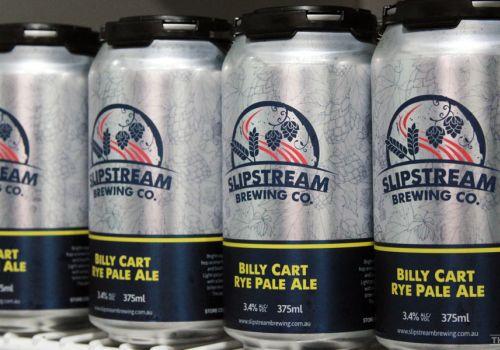 Who Brews Slipstream Beers?
