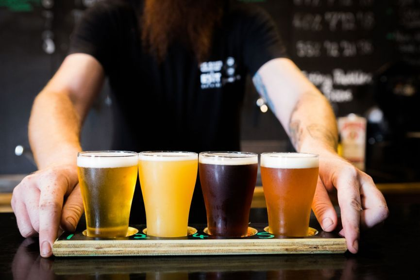 Indie Beer Showcase With Tallboy And Moose & Hop Nation