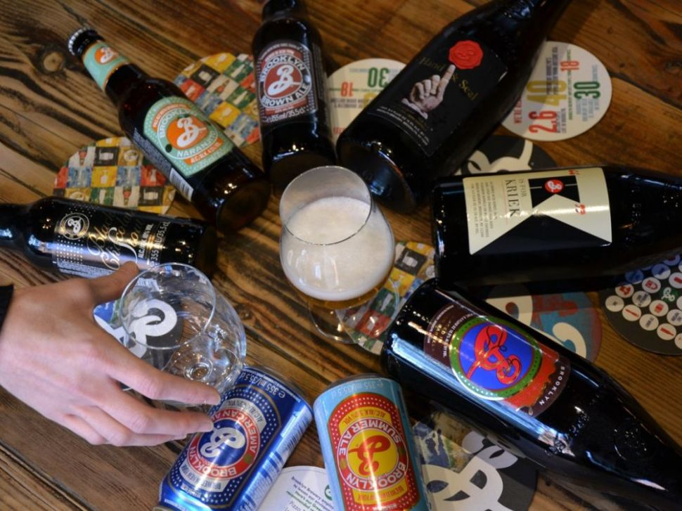 Brooklyn Brewery's Week Of Lovin' At Whisky & Alement (VIC)
