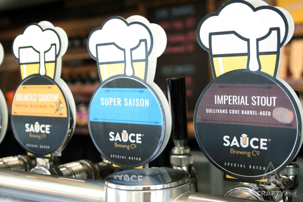 Week Of Darkness At Sauce Brewing (NSW)
