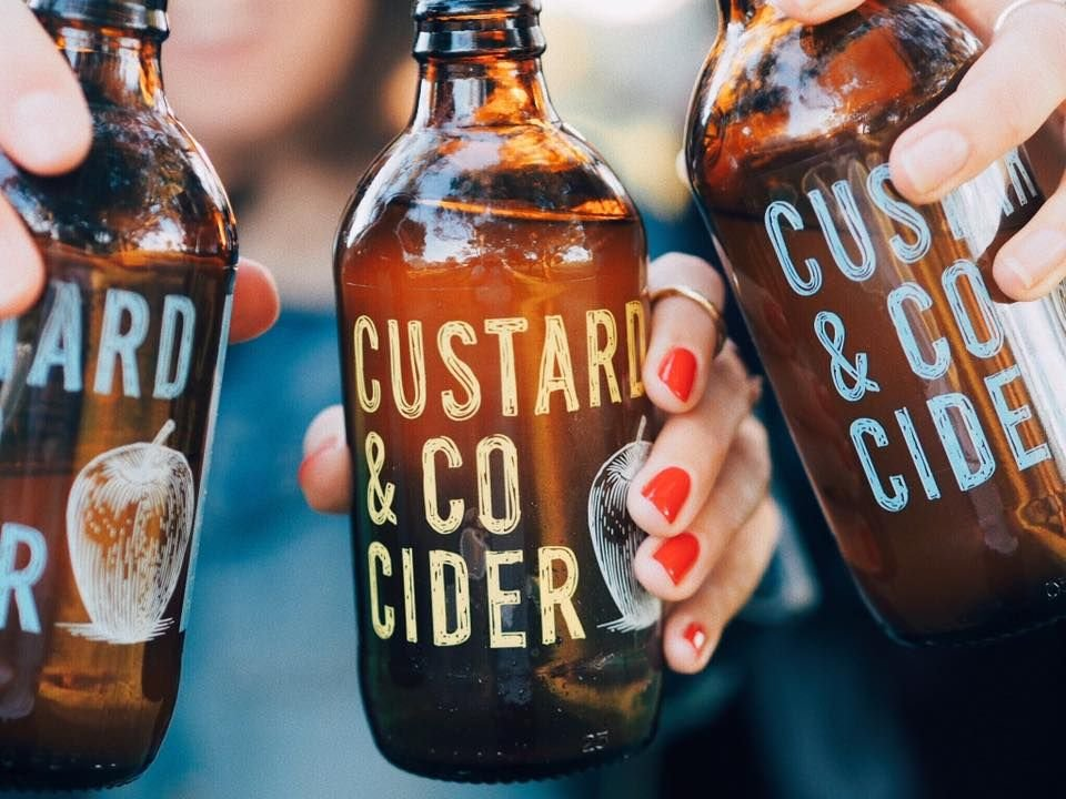 Sell Cider for Custard & Co